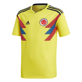 Camiseta Oficial adidas Seleccion Colombia Local Niño