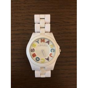 Relógio Marc Jacobs Feminino Branco