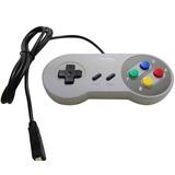 Controle Super Nintendo Usb Snes - Joystick