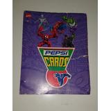 Album Pepsi Cards Marvel Comics Edicion 1994 Completo