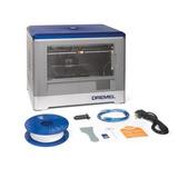 Impresora 3d Alta Calidad Software Integrado Dremel 153d02