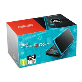 Console Nintendo New 2ds Xl Preto Ver 11.6 - Pronta Entrega