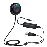 Receptor Mpow Bluetooth, Adaptador De Audio Musical Con A