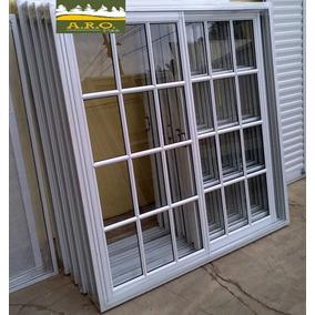 Aberturas ventanas de aluminio corredizas en mercado libre for Ver ventanas de aluminio blanco