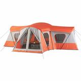 Barraca De Camping Ozark Trail 14 Pessoas C/ 04 Quartos