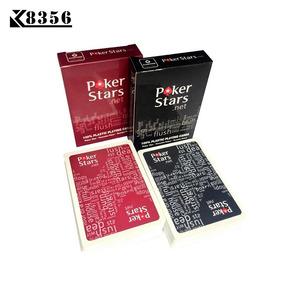 Baralho/cartas Pokerstars Copag - Plástico - 2 Unid.