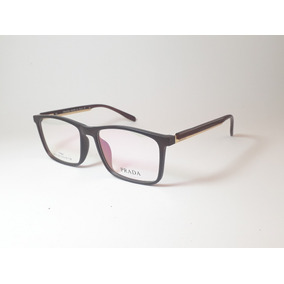 97ab1f9a7989f Haste Oculos Prada Masculino Armacoes - Óculos no Mercado Livre Brasil