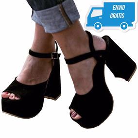 Zapatos Plataforma De Fiesta Sandalias Mujeres Guidea Mujer