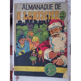 Almanaque De O Lobinho Natal 1949