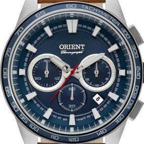 c2148850921 Relógio Masculino Analógico Com Cronógrafo Mbspc008 Orient ...