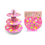 Soporte Para Muffins 3 Pisos Cup Cake