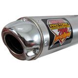 Ponteira/ Escape Pro Tork 788 Alumínio   Honda Cb 300r C-abs