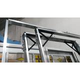 Aberturas Premarco Aluminio 150x110 Modena Rotonda A30 New