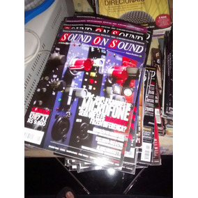 Revistas Sound On Sound, Audio Musica & Tecnologia E Home St