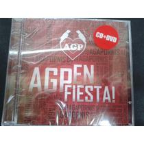 Agapornis Cd + Dvd Agapornis En Fiesta En Vivo