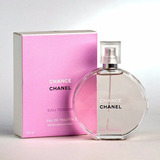 Perfume Chanel Chance Eau Tendre Edt 100ml - 100% Original.