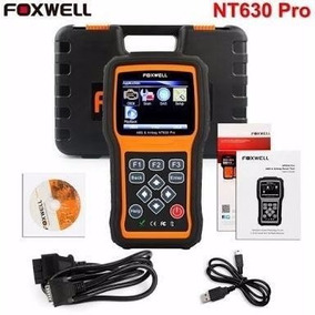 Foxwell Nt630 Automaster Pro Eobd Obd2 & Srs & Abs Airbag