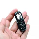 Yolo Nano El Celular Más Pequeño Y Bluetooth Mini Teléfono
