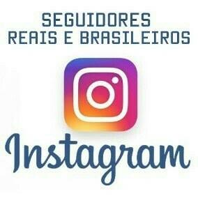 1.000 Seguidores Instagram (reais E Br) Em Até 2h