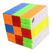 Cubo Mágico Rubik Cyclone Boys 6x6 Stickerless + Base Caba