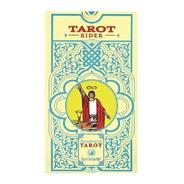 Mazo Cartas Tarot Rider Iluminarte-oferta