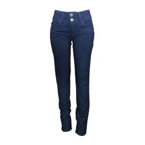 Calça Skinny Jeans Preta Feminina Média Gana - Retook Jeans