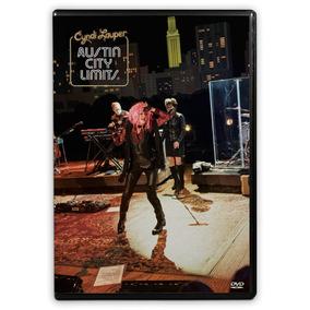 Dvd Cyndi Lauper - Austin City Limits Live