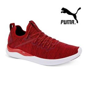 Tenis Puma Rojo Hombre Deportivo Tallas 25-30 Mod.567946