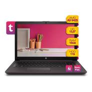 Notebook Hp A9 9425 1tb Hdd + 16gb Ram + Windows 10