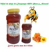 Miel De Abeja 100% Pura Y Natural De Oxapampa
