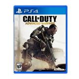Cod Aw- Call Of Duty Advanced Warfare Ps4