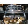 Defensa Para Chevrolet S-10 Tubular Cromada Con Chapon 9049