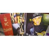 Caderno Mc Daleste 10 Materias 200 Folhas 47464545