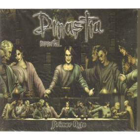 Dinastia Inmortal - Primer Acto - Metal Gotico Cd Rock Dark