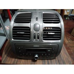 Cd Original Fiat Grand Siena Conect Com A Moldura Mp3/usb
