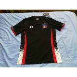 Camiseta Colo Colo Se Chile Talla M Y Xl Marca Under Armor