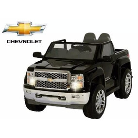 Camioneta Bateria Chevrolet Biemme 6v C/control Sweet Babies