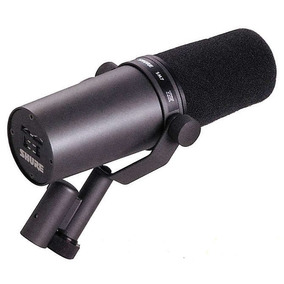 Microfone Shure Sm 7b Estúdio