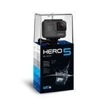 Câmera Fotográfica Gopro Go Pro Hero 5 Lacrada Na Caixa