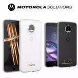 Capa Capinha Motorola Moto Z / Z Play + Película Vidro