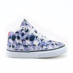 Zapatillas Spiral Shoes Little Max Shark Mid