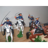 Set Lanceros Del Zorro A Caballo Mercadoenvios, Supertoy S