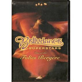 Dvd Bellydance Superstars - Live At The Folies Bergére -