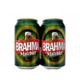 Brahma Malzbier - Pack 12 Latas De 350 Ml C/u