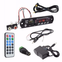 Kit P Ler Usb Mp3 Bt No Micro System Sony Philips Panasonic