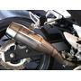 Escapamento Esportivo Kawasaki Zx-6/ Ninja 636 - Flame Firet