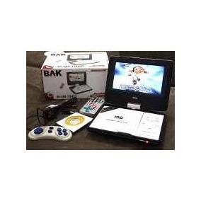 Dvd Portátil Bak 7101s Com Defeito Retirada Peças