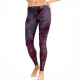 Calça Legging Galáxia Galaxy Space Nebulosa Tumblr Estrelas