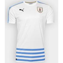 Jersey Uruguay Visita 16/17 100% Original