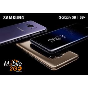 Samsung Galaxy S8+ Plus 64gb Libre Boleta+ Garantia+ Regalo!
